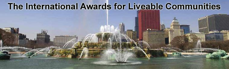 The Liveable Community Awards - Chicago USA